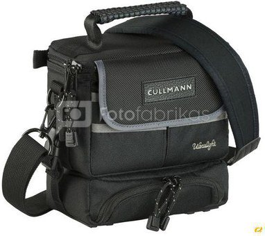 CULLMANN Twin DV juodas krepšys