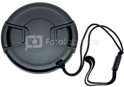 Dangtelis Marumi Snap-On Lens Cap with Keeper 62mm