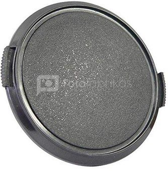 Dangtelis Snap-On Lens Cap with Keeper 55mm
