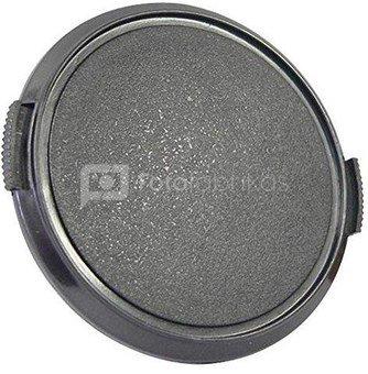 Dangtelis Snap-On Lens Cap with Keeper 55mm