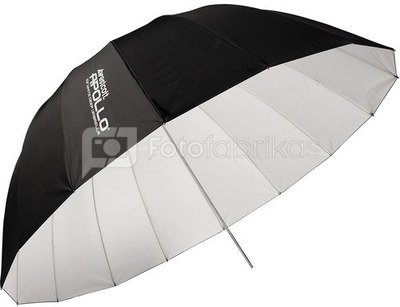 Westcott Deep Umbrella   White Bounce (134.6cm)