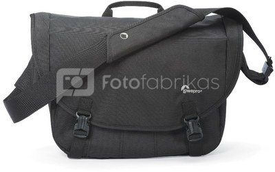 Dėklas Lowepro Passport Messenger Black