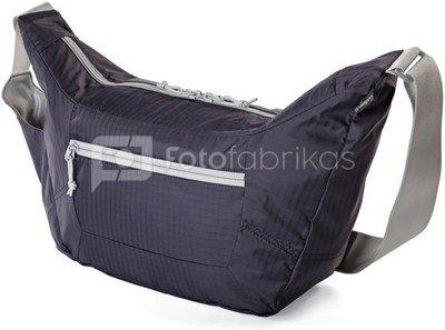 Dėklas Lowepro Photo Sport Shoulder 12L Purple/Grey
