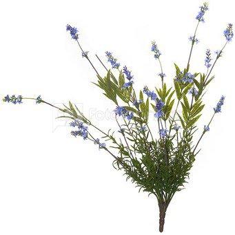 Dekoratyvinė gėlė Levandos (12) H: 49 cm. PB18576 SAVEX