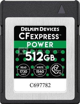 DELKIN CFEXPRESS 1.0 512GB