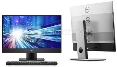 Dell OptiPlex 7470 AIO i5-9500/8GB/256GB/HD/Win10 Pro/NORDIC kbd+Mouse/3Y Basic NBD OnSite