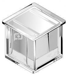 Dengiamieji stikliukai preparatams 24x24 mm