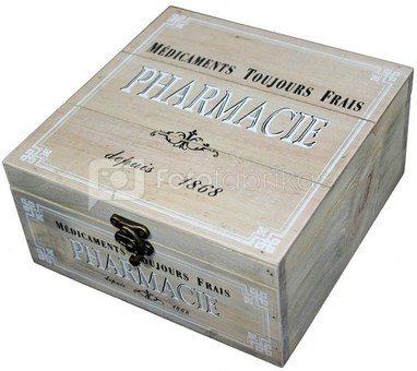 """Dėžutė """"Pirmoji pagalba"""" 86670 9,5x20x20 cm"""