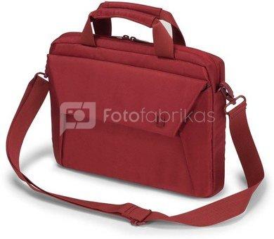 "Dicota laptop bag Slim Edge 12-13"", red"
