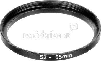 digiCap Set Up Adapter 55 mm Filter to 52 mm Lens