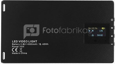 Caruba Dimmable Bi Colour LED Panel