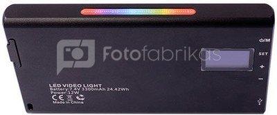 Caruba Dimmable RGB LED Panel