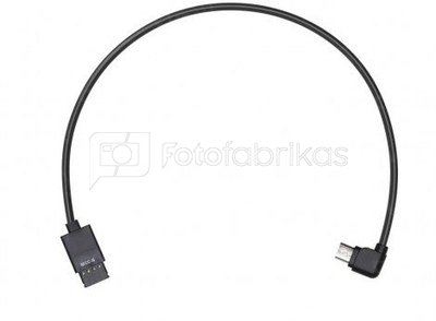 DJI Ronin-S PART 6 Multi-Camera Control Cable (Type-B)