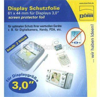 DORR Art.902030 apsauginė LCD plėvelė 3,0`