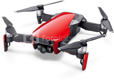 Dronas DJI MAVIC Air Flame Red