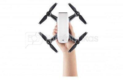 Dronas DJI Spark Alpine White