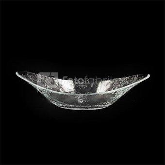 Dubuo stiklinis skaidrus 22.5 cm 7139 Turkija