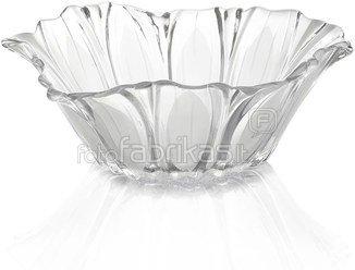 Dubuo stiklinis skaidrus 33x11 cm YM1373