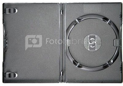 DVD case 14mm Amaray, black