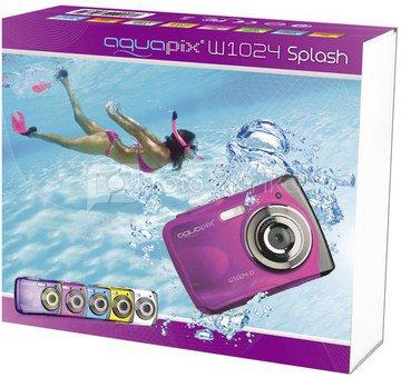 Easypix Aquapix W1024 Splash (rožinis)