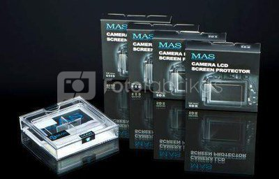 Ekrano apsauga MAS 600D Camera LCD Screen Protector