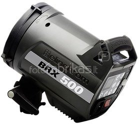 Elinchrom BRX 500/500 to go Softbox incl. Sekonic L-478DR-EL
