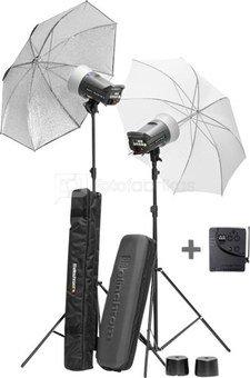 Elinchrom D-Lite RX 2/4 Set + USB Transceiver