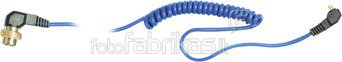 Elinchrom EL Spiral Sync Cord 5m