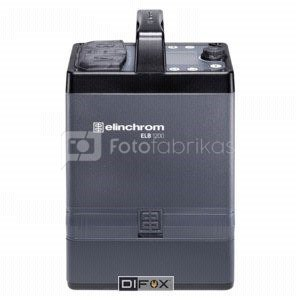 Elinchrom ELB 1200 with Rechargeable Battery