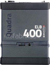Elinchrom ELB 400 One Action Head to go