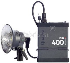 Elinchrom ELB 400 One Pro Head to go