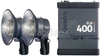 Elinchrom ELB 400 Two Action Head to go