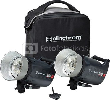 Elinchrom ELC Pro HD 1000/1000 Set