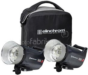 Elinchrom ELC Pro HD 1000 to go Set
