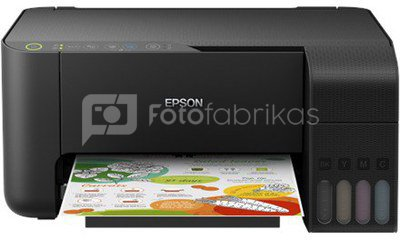 "Epson ""ECOTANK"" L3150, 3in1"