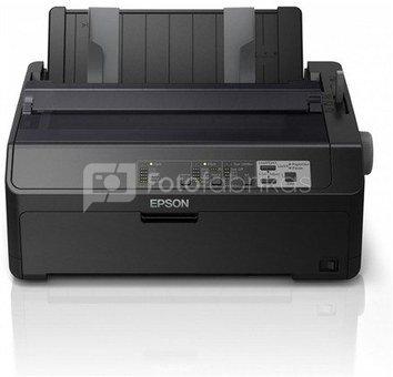 Epson Impact Printer FX-890II Black, 9-pin, serial impact dot matrix, Matrix,