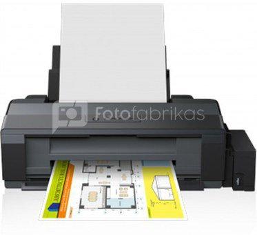 Epson L1300 ITS A3+ Colour Inkjet Photo Printer / 5760x1440dpi / Print: up to A3+ / Connectivity: USB
