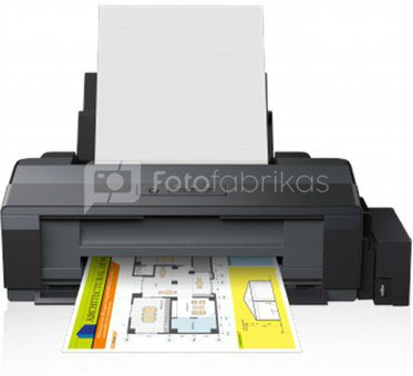 Epson L1300 ITS A3+ Colour Inkjet Photo Printer / 5760x1440dpi / Print: up to A3+ / Connectivity: USB
