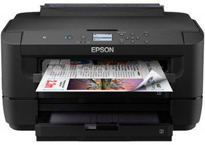Epson WF-7210DTW A3 printer with two trays Epson