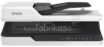 Epson WorkForce DS-1660W Flatbed, Document Scanner