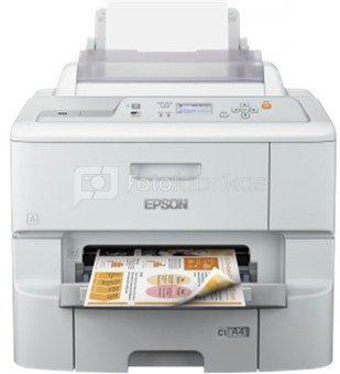 Epson WorkForce Pro WF-6090DW Colour, Inkjet, Printer, Wi-Fi, A4, Grey/White