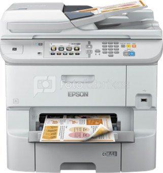 Epson WorkForce Pro WF-6590DWF, Print, Scan, Copy, Fax, 24 ppm Monochrome, 24 ppm Colour, 4.800 x 1.200 dpi, Duplex, Wifi, NFC