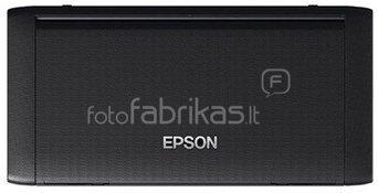Epson WorkForce WF-100W printer C11CE05403 Colour, Inkjet, Portable printer, A4, Wi-Fi, Black