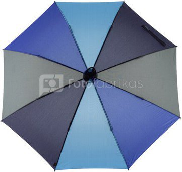 Euroschirm teleScope handsfree shades of blue