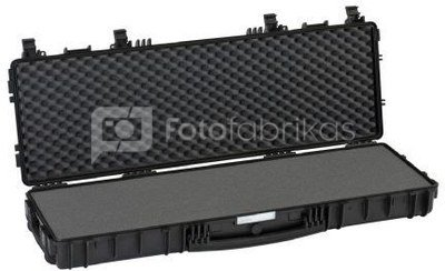 Explorer Cases 11413 Black Foam 1189x415x159