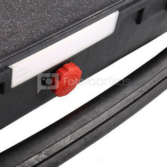 Explorer Cases 13513 RED Line Edition koffer Black Foam 1410x415x159
