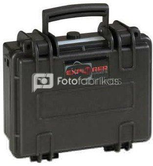 Explorer Cases 2209 Black Foam 246x215x112