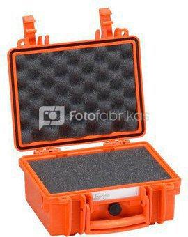 Explorer Cases 2209 Orange Foam 246x215x112