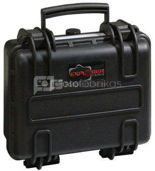 Explorer Cases 2712 Black Foam 305x270x144