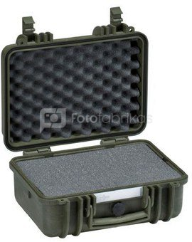 Explorer Cases 3317 Green Foam 360x304x194